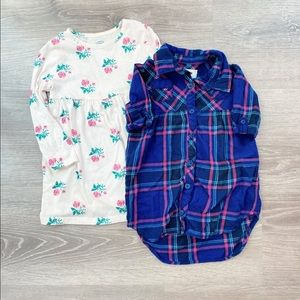 Old Navy 2T Girls Dress Lot